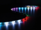 LEDS10DRGB KIT MET DIGITAAL GEANIMEERDE LED-STRIP, CONTROLLER EN VOEDING - RGB - 150 LEDs - 5 m - 12 VDC