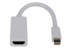 MDPHDMI MINI DISPLAYPORT NAAR HDMI® ADAPTER - 17 cm - M/V