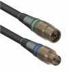 MS1106211 Coax kabel 5 mtr. zwart 4G/LTE-Proof