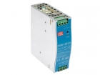NDR-120-24 120 W SINGLE OUTPUT INDUSTRIAL DIN RAIL POWER SUPPLY 24 V 5 A