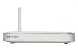 TA2020863 NETGEAR WN604 Wireless-N 150 Access Point - 4 poorts switch