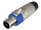 NTL4FX NEUTRIK - FEMALE CABLE CONNECTOR - SCREW TYPE TERMINALS - IP54