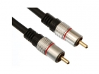 PAC202T050 DIGITALE RCA AUDIO PLUG NAAR DIGITALE RCA AUDIO PLUG / PROFESSIONEEL / 5.0m
