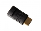 PAC919T MINI-HDMI FEMALE NAAR HDMI PLUG / PROFESSIONEEL