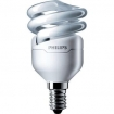 DTP30393 Philips Tornado spiral 12W warm wit E14