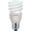BK25366 Philips Tornado spiral 15W warm wit E27