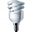 BK25361 Philips Tornado spiral 8W warm wit E14