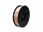 PLA175IS07S 1.75 mm  PLA-FILAMENT - SATIN - IVOOR - 750 g