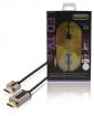 PROL1215 High Speed HDMI kabel met Ethernet HDMI-Connector - HDMI-Connector 5.00 m Zwart