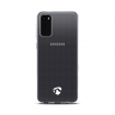 SJC10046TP Jelly Case voor Samsung Galaxy S20 | Transparant