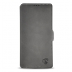 SSW10024BK Soft Wallet Book voor Samsung Galaxy Note 10 Plus | Zwart