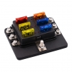 SYCMS9953 6 WAY CIRCUIT FUSEBOX