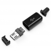 SYDIY2118 MICRO USB CONNECTOR MALE