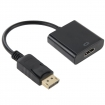 SYMAC0245 DisplayPort Male naar HDMI Female 0.20m zwart