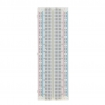 SYPC1092 HIGH-QUALITY SOLDEERLOZE BREADBOARDS - 800 GATEN 16.5CM x 5.5CM