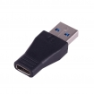 SYPC5015 USB 3.0 A Male naar USB-C female adapter