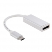 SYPC9563S DisplayPort Adapter USB-C Male naar DisplayPort