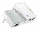 TA2738567 2-Poorts Wifi Powerline Adapter Netwerkset 500Mbps