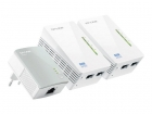 TA2903854 2-Poorts Wifi Powerline Adapter TRIPLE Netwerkset 500Mbps