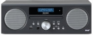 MS0301120 TechniSat DAB+ Tafelradio incl. MP3-CD-speler en USB