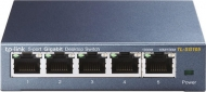 GN45095 TP-LINK TL-SG105 5-Poort Gigabit Switch Metalen behuizing