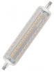 TR-0811830 LED-Lamp R7S Lineair 8 W 920 lm 3000 K