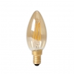 TR1094515 LED Gold Filament Lamp E14 Kaars 3.5W 2100K