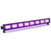 TS153270 BUV93 Blacklight Bar 8x3W UV LED's