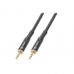 TS177118 Connex Kabel 3.5mm Stereo - 3.5mm Stereo 3m
