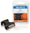 VLCB32901B VGA-Adapter VGA Male - DVI-I 24+5-Pins Female Zwart