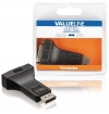 VLCB37925B DisplayPort Adapter DisplayPort Male - DVI-I 24+5-Pins Female Zwart