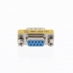 VLCP52812M Seriële Adapter SUB-D 9-Pins Male - SUB-D 9-Pins Female Metaal