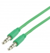 VLMP22000G1.00 Stereo Audiokabel 3.5 mm Male - 3.5 mm Male 1.00 m Groen