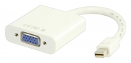 VLMP37850W0.20 Mini DisplayPort Kabel Mini-DisplayPort Male - VGA Female 15-Pins 0.20 m Wit