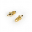VLSP02120A SMA-Adapter SMA Female - TS9 Goud