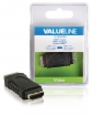 VLVB34900B High Speed HDMI met Ethernet Adapter HDMI Female - HDMI Female Zwart