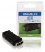VLVB34906B High Speed HDMI met Ethernet Adapter HDMI Mini-Connector Male - HDMI Female Zwart