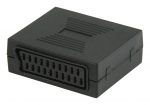 VLVP31950B SCART Adapter SCART Male - SCART Female Zwart