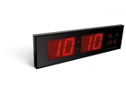 WC235RLN WANDKLOK MET LED-DISPLAY
