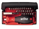 "WH09393 Wiha Bitset Collector Security Standard 25 mm en Torsion-bits assorti 27-delig 1/4"" (09393)"