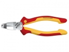 WH38552 VDE/GS INSULATED TRICUT STRIPPING INSTALLATION PLIERS - WIHA - Z14106