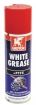 WHITE-GRS Blank Vet Spray Plastic/Rubber/Teflon 300 ml