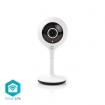 WIFICI05WT SmartLife Camera voor Binnen | Wi-Fi | HD 720p | Cloud / MicroSD | Nachtzicht | Android™ & iOS | Wit