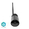 WIFICO40CBK SmartLife Camera voor Buiten | Wi-Fi | Full HD 1080p | IP65 | Cloud / MicroSD | 12 V DC | Nachtzicht | Android™ & iOS | Zwart