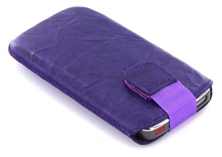 Mobiparts Uni Pouch SMOKE Size M Purple
