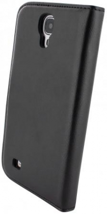 Mobiparts Classic Wallet Case Samsung Galaxy S4 Black