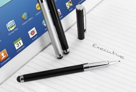 Mobiparts Executive Stylus Silver