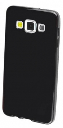 Mobiparts Essential TPU Case Samsung Galaxy A3 Black