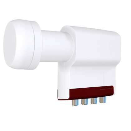 Inverto Red Extend Quad LNB 40mm