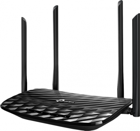 TP-Link Archer C6 Gigabit Router - Acces point